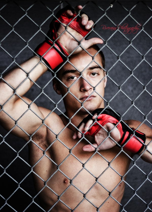 matthew 24 senior photography cage fighter northern michigan