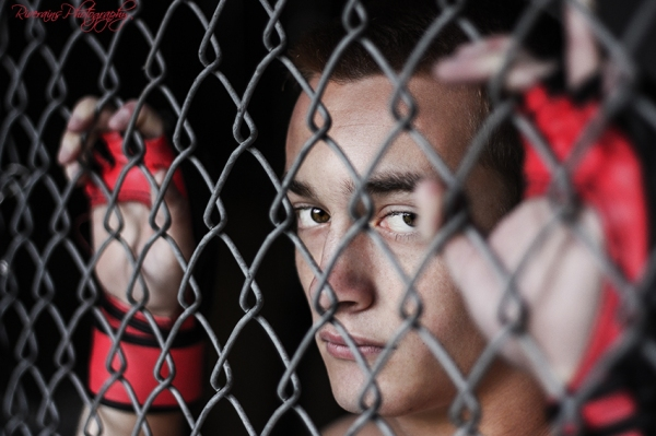 matthew 25 senior cage fighter traverse city photographer