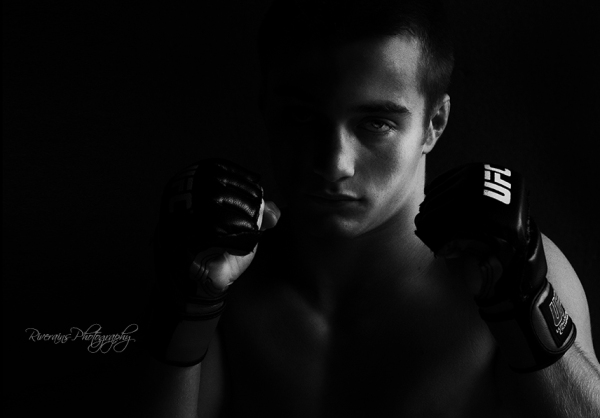 matthew 29 ufc fighter scene photographer