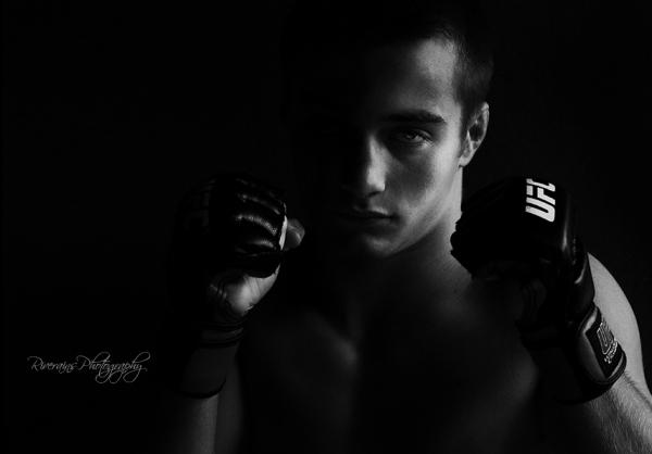 matthew 29 ufc fighter scene photographer