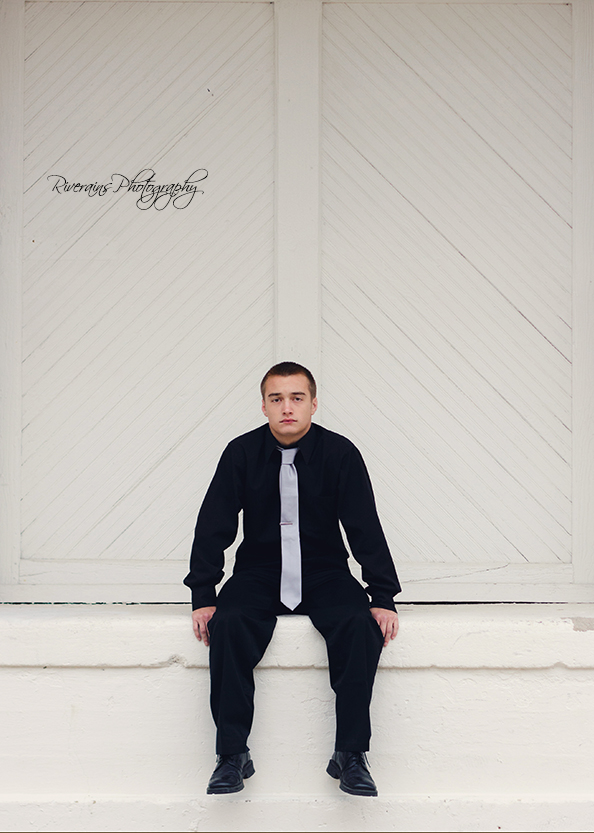 Matthew 5 senior portrait ideas