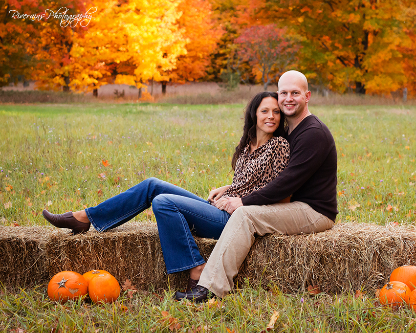 couples portraits northern michigan