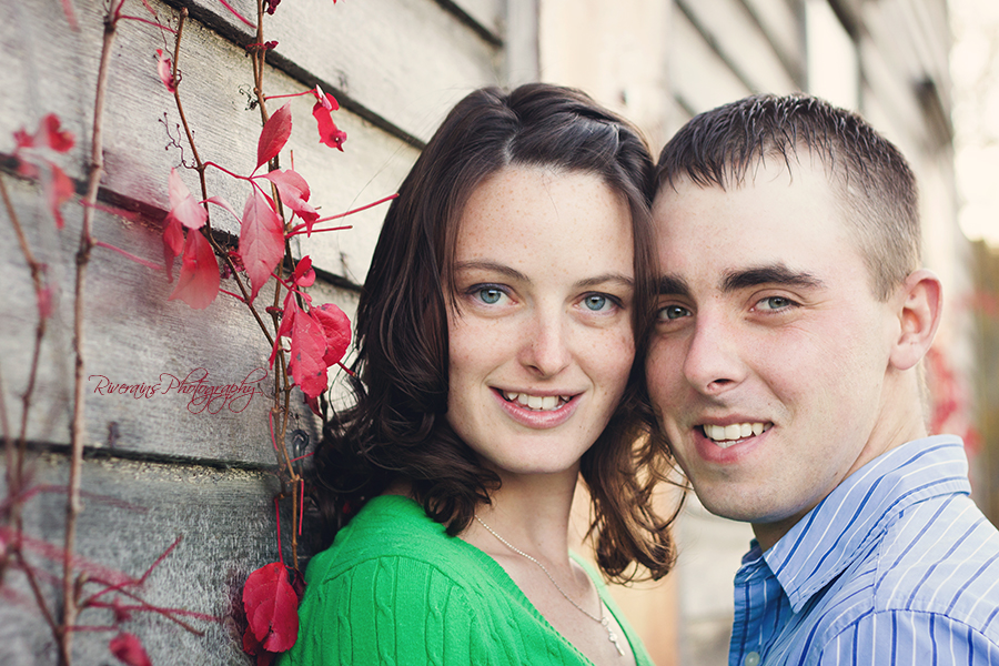 engagement session michigan photography