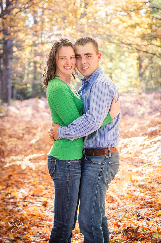 kalkaska photographer fall
