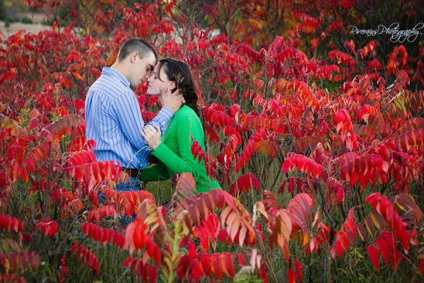 kalkaska photography engaged