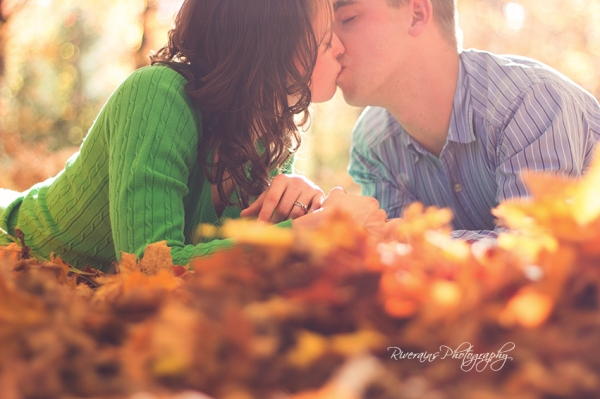 riverains photography engagement session