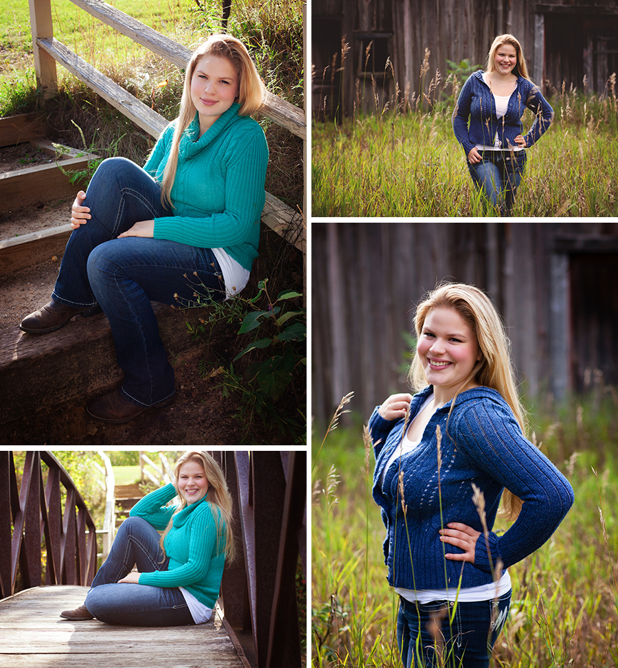 Michigan Senior Photography TCMI Traverse City outdoor