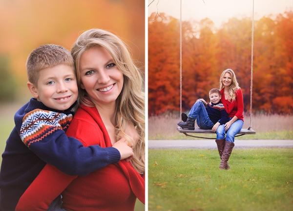 Beautiful Family Photography Northern Michigan Kalkaska Session