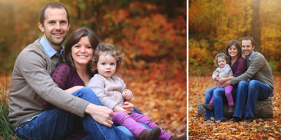 outdoor natural light photography michigan october up north