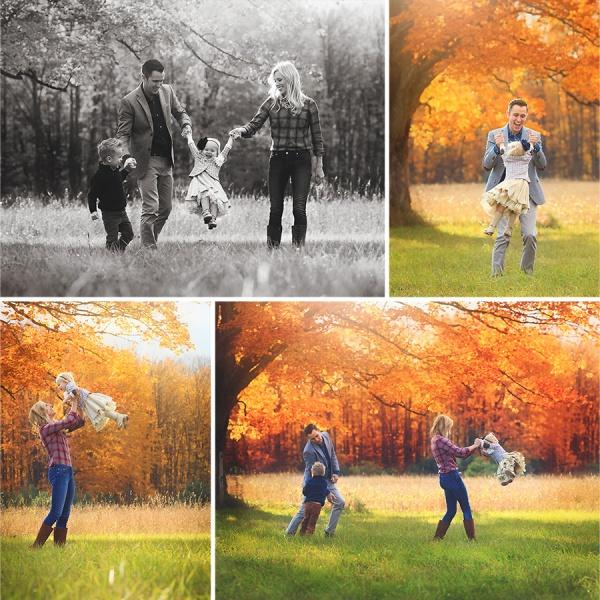 Traverse City Photographer family session michigan